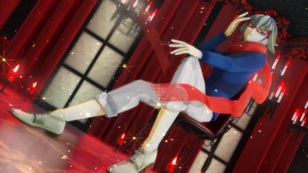 【遊戯王MMD】赤い社長