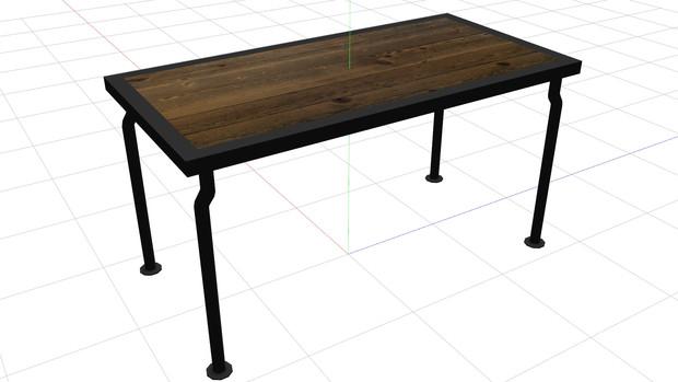 アイアンテーブル1