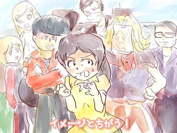 女装してクッキー☆声優学校に潜入しようとしたら間違えて隣の男子校に入ってしまったSZK