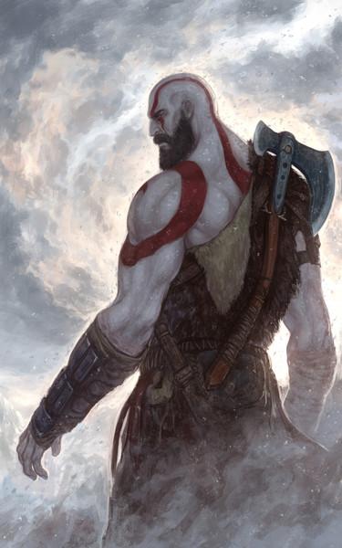 God of War 新作!!