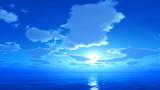 【MMDステージ配布】青く穏やかな朝 XX2【スカイドーム】
