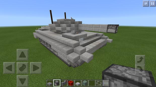 【Minecraft】クルセイダー巡航戦車