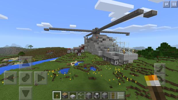 【Minecraft】Mi-24ハインド