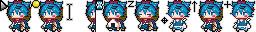 【刀剣乱舞】小夜左文字のマウスカーソル