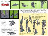 【MMDオリメカ】ENFIELD(エンフィールド)【変形解説】