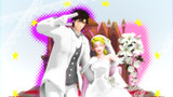 【ジョジョの奇妙なMMD】俺の女房!【2部】