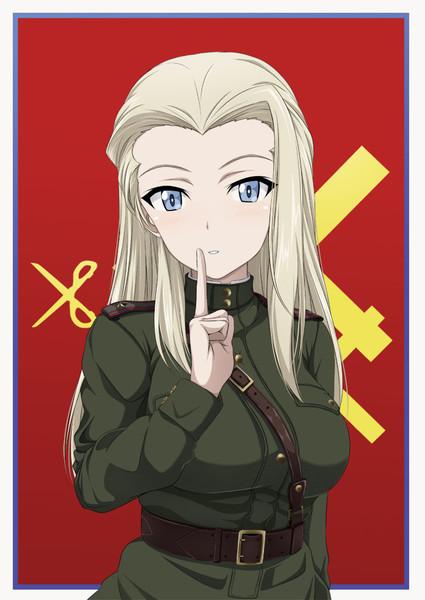 軍服クラーラ