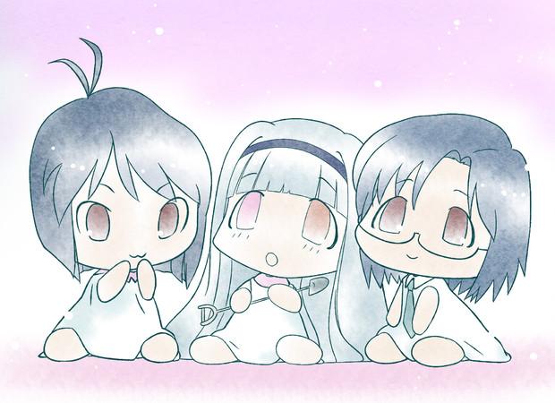 雪歩の娘たち