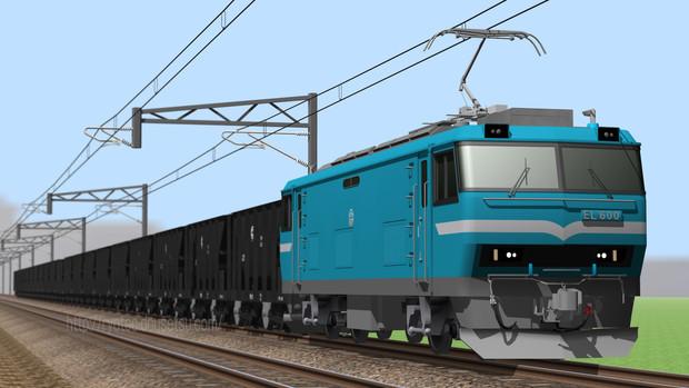 秩父鉄道EL600形電気機関車