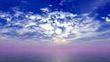 【MMDステージ配布】弱い光の朝 YY3【スカイドーム】