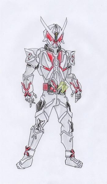 オリジナル/仮面ライダーユナイト/リクエストライダー