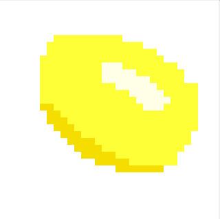 レモン ドット絵