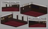 【配布】赤絨毯の部屋