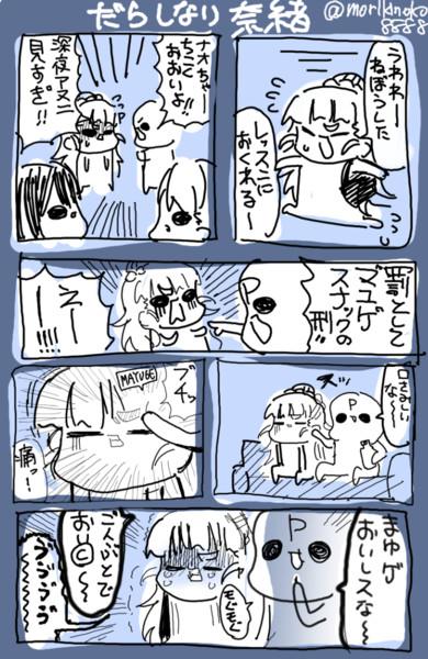 だらし奈緒