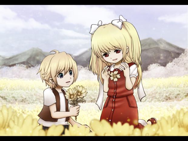 【ASTLIBRA】花畑