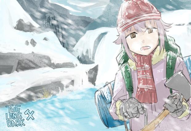 幸子×雪山サバイバルの可能性