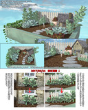 【データ修正しました】多肉植物の箱庭ステージ【MMDステージ配布】