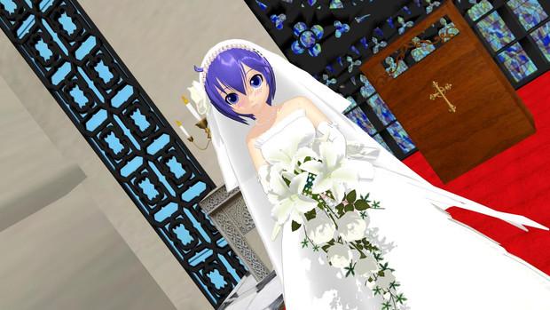 KAIKO_WEDDING DRESS