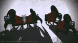【MMDアクセサリ配布】魔界椅子