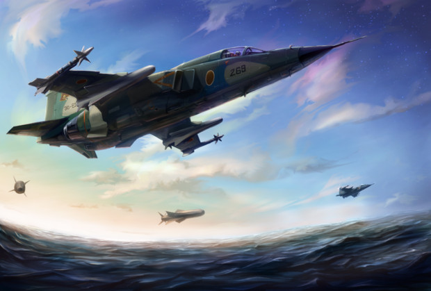 F1支援戦闘機