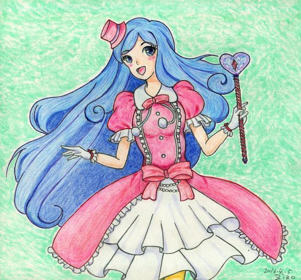 魔法少女ユキコ