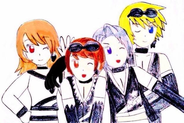 アイドル(MR風)