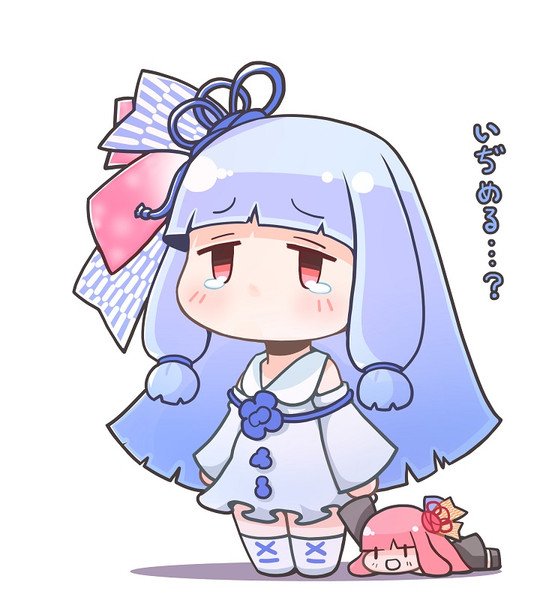サツバツとしたニコニコに葵ちゃんが!