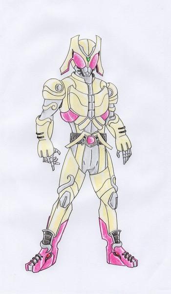 オリジナル/仮面ライダーバニー