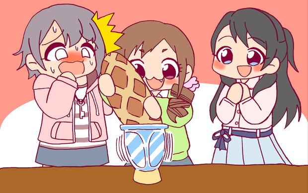 乙倉悠貴においしいジュースを飲ませ隊