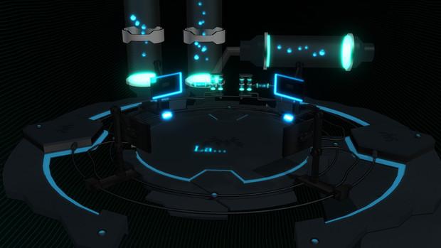 Labo(Tube experiment)