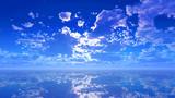 【MMDステージ配布】ちょっとブルーな午後 TC9【スカイドーム】