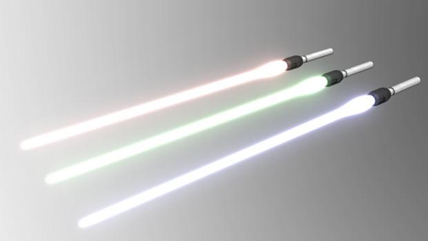 【モデル配布】LEDソード【MSGシリーズ】