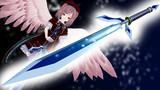 【モデル】七式・吹雪の剣【配布】