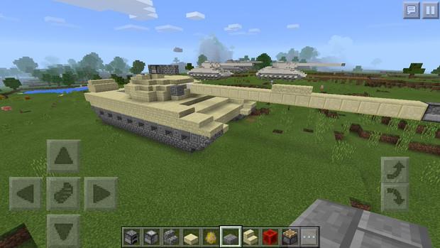 【Minecraft】T-72戦車