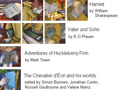 name of books