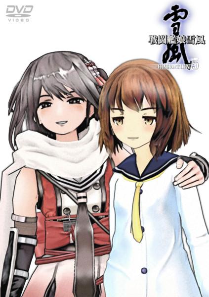 【MMD】戦闘艦娘 雪風 -OPERATION 5-