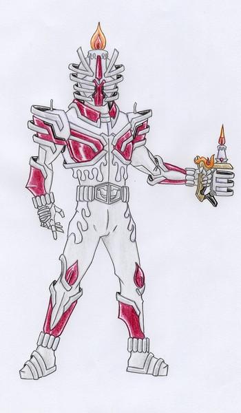 オリジナル/仮面ライダーパラフィン/オープンリロード