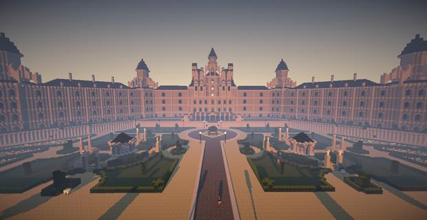 【Minecraft】ロズワール邸