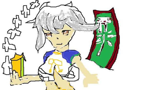 美術1が描く艦娘#3