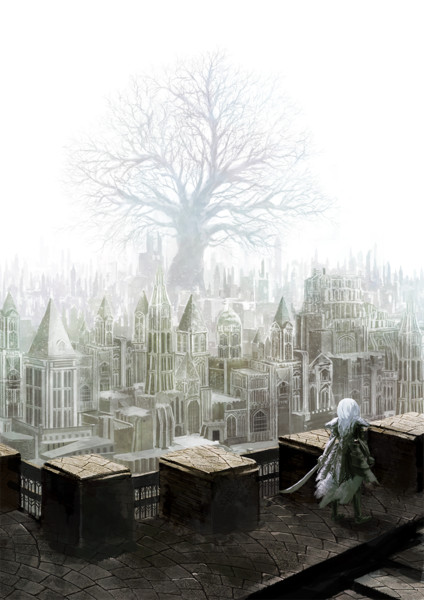 幻想の消えた街