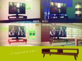 【MMD】TV台 配布
