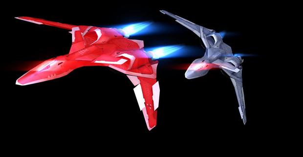 【SonicAngelsの機体】無人攻撃機ORIGA v08