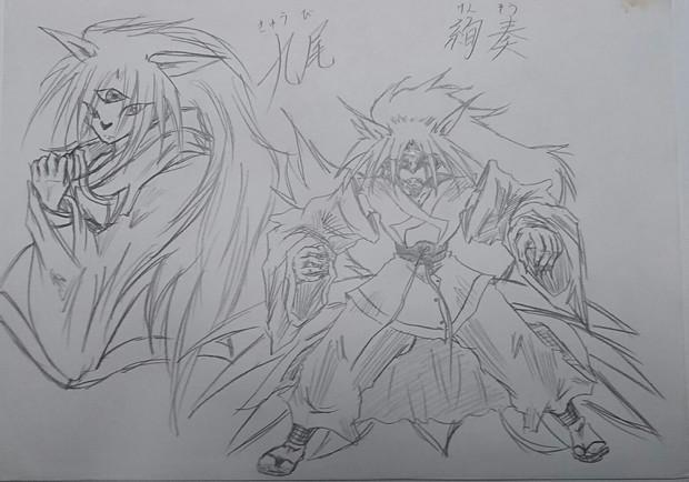 半人半妖 Bukky さんのイラスト ニコニコ静画 イラスト