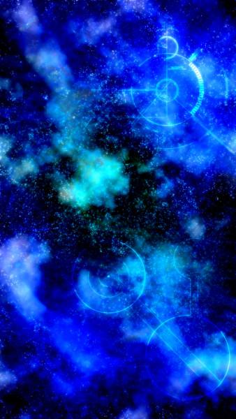 【スマホ用壁紙】宇宙
