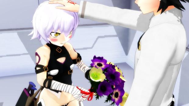 アネモネの花言葉は…【Fate/MMD】