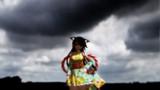 チヴィタの滲んだ雲影 (スカイドーム / 全球2種)