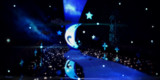 【MMDステージ配布】椛暗式-月里河ver1.0