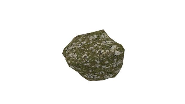 【MMDアクセサリ配布】岩