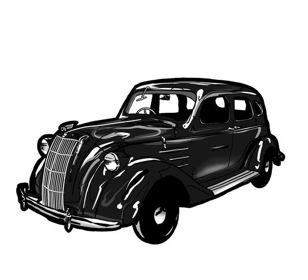 AA型乗用車
