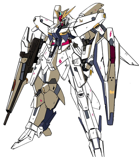 RX-98 Α(アイオリス)ガンダム...